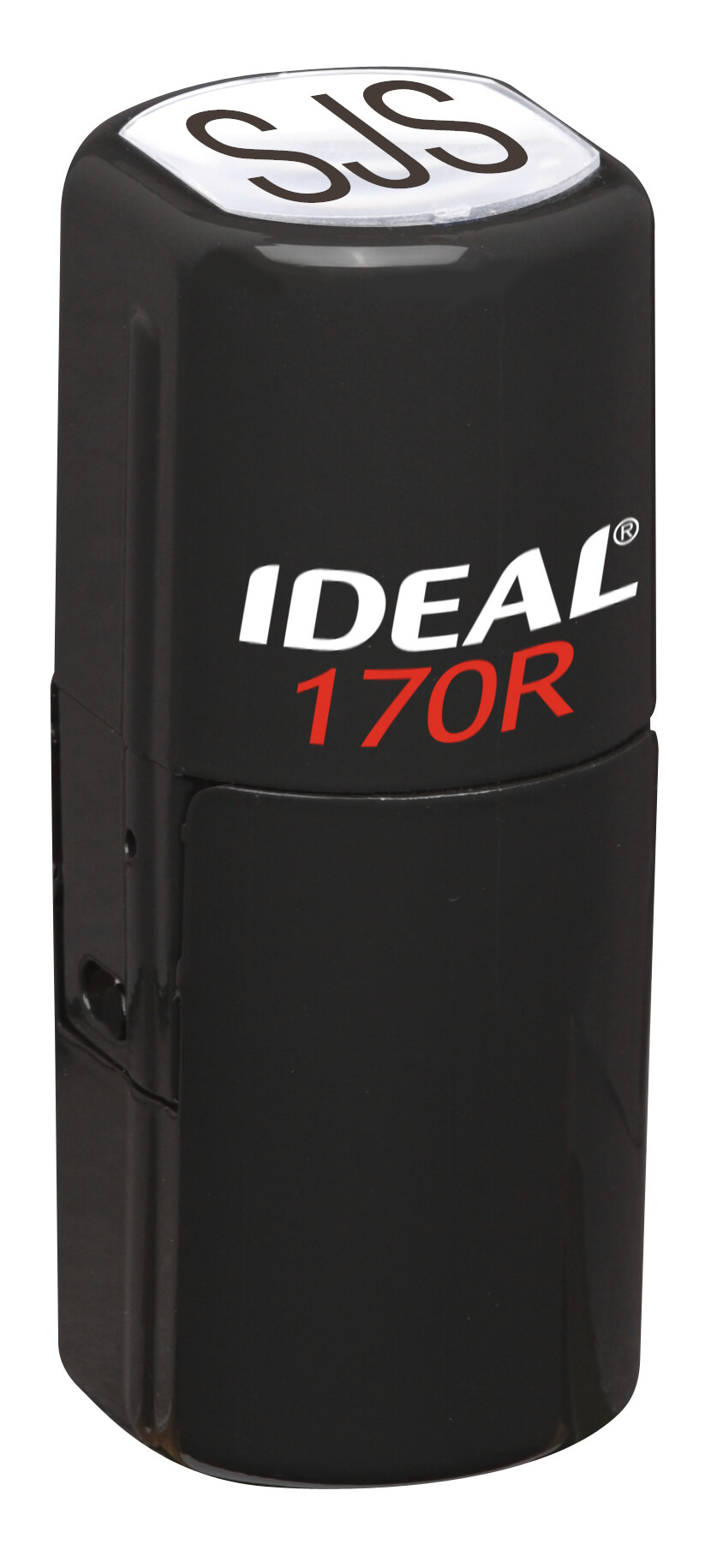 Ideal by Trodat 170R Round Stamp with Black Ink