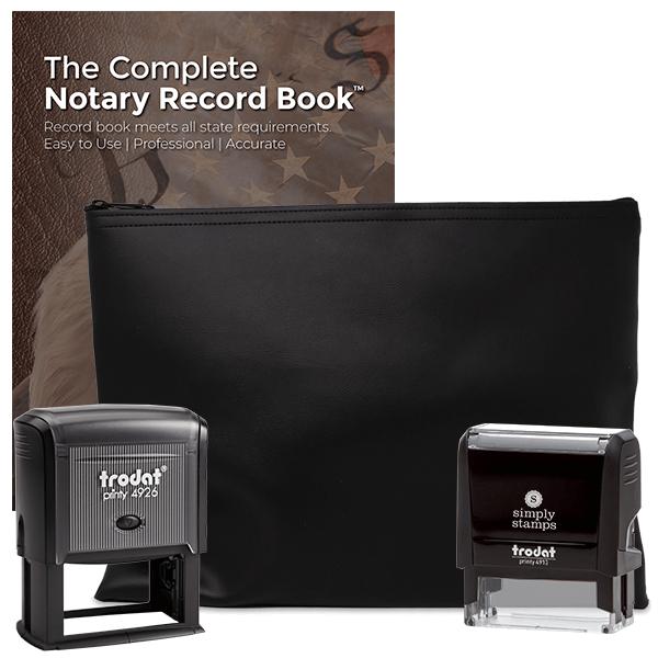 Illinois Common Notary Kit