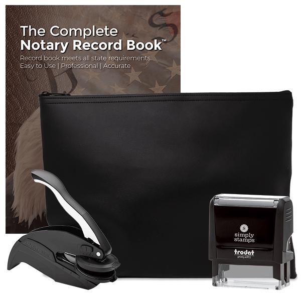 Massachusetts Common Notary Kit