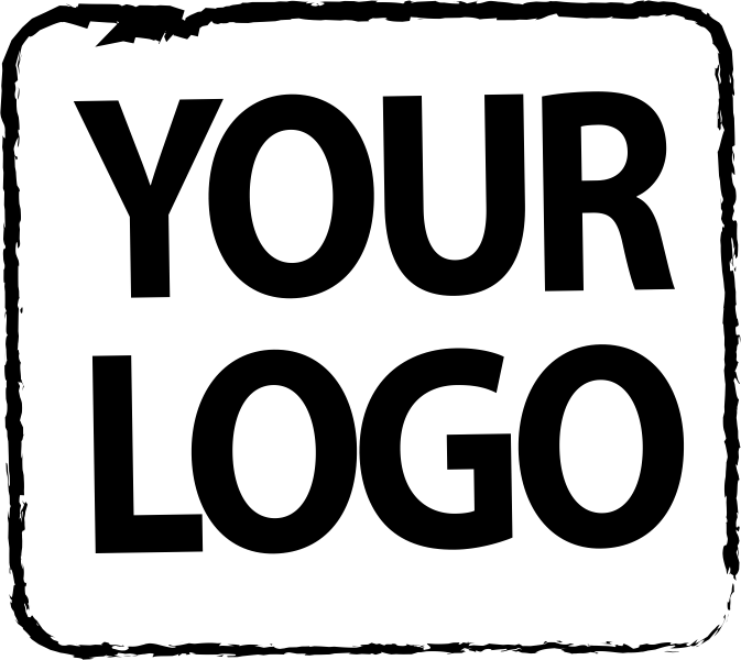 4 inch Custom Logo Stamp