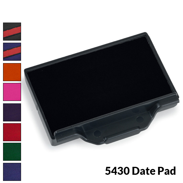 Trodat 5430 - Ink Pad - Small Date Stamp