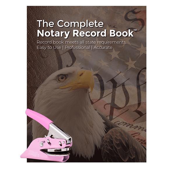 Washington Pink Value Notary Kit