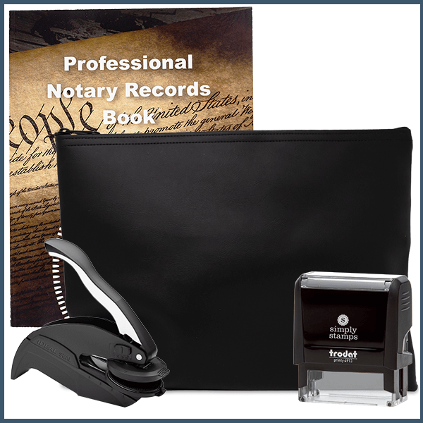 Wisconsin Common Notary Kit