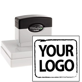XL Custom Logo Stamp