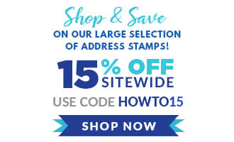 Save 15% at Simply Stamps with code HowTo15
